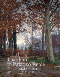 Il giardino del Palazzo Reale di Torino