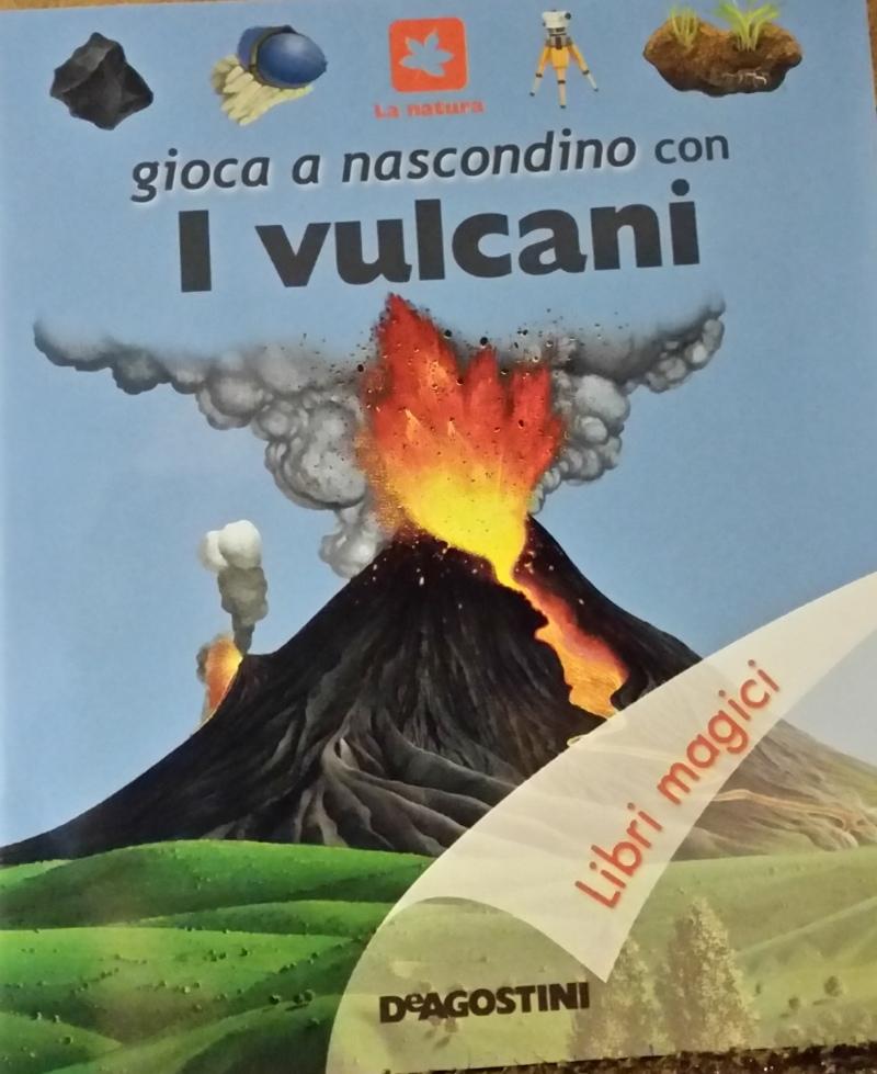 Gioca a nascondino con i vulcani