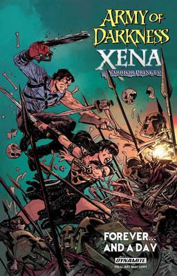 Army of Darkness / Xena, Warrior Princess