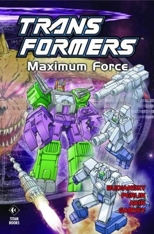 Transformers, Vol. 8