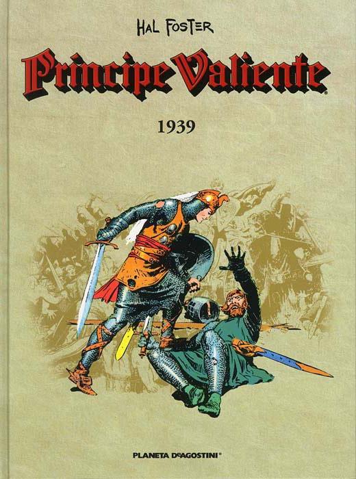 Príncipe Valiente #3