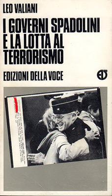 I governi Spadolini e la lotta al terrorismo