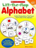 Lift-The-Flap Alphabet, Grades PreK-1