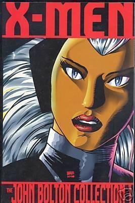X-Men: The John Bolton collection vol. 1