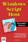 Windows Script Host Programmer's Reference