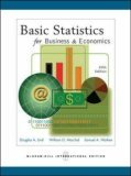 Basic Statistics for Business and Economics: With Student CD-ROM