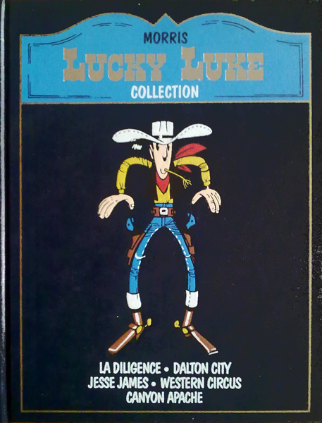 Lucky Luke Collection, Tome 1