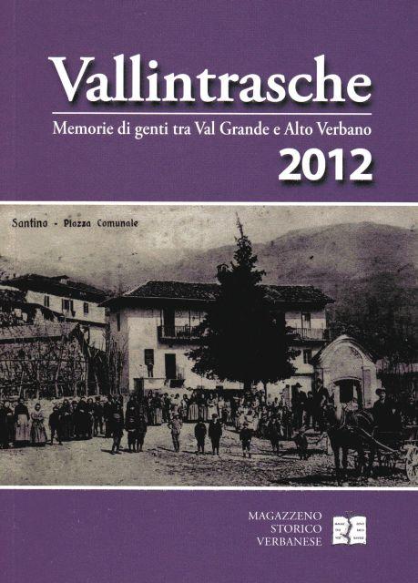 Vallintrasche 2012