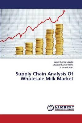 Supply Chain Analysis Of Wholesale Milk Market
