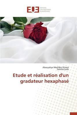 Etude et Réalisation d'un Gradateur Hexaphase