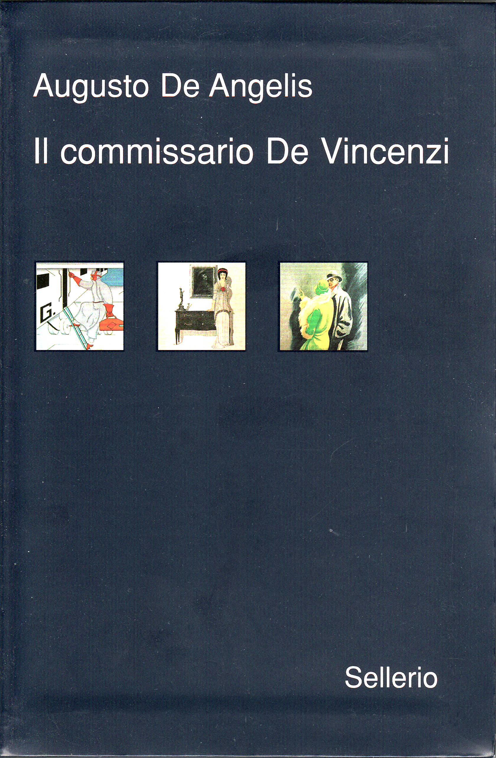 Il commissario De Vi...