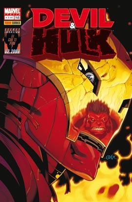 Devil & Hulk n. 146