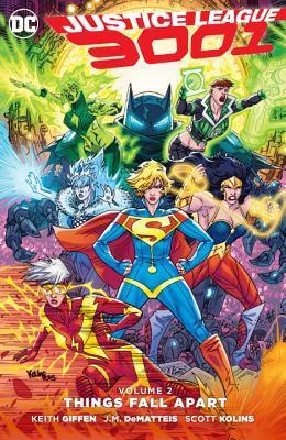 Justice League 3001 2