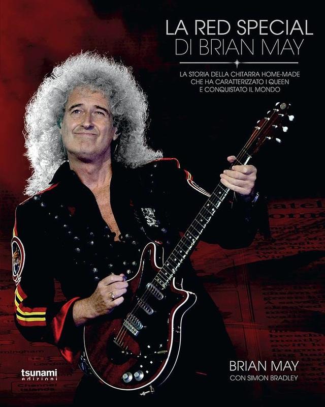 La Red Special di Brian May