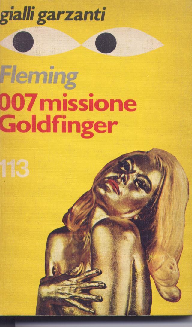 007 missione Goldfinger