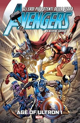 Avengers - Serie Oro vol. 1