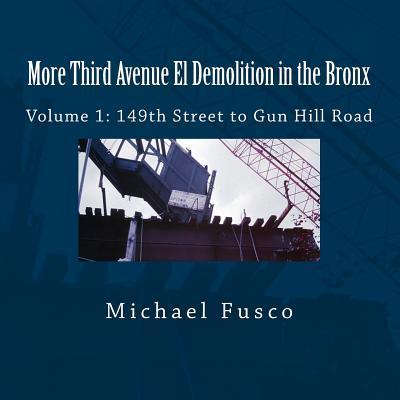 More Third Avenue El Demolition in the Bronx