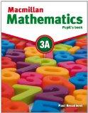 Macmillan Mathematics Level 3A Student Book and Pack