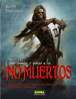 COMO DIBUJAR Y PINTAR A LOS NO MUERTOS