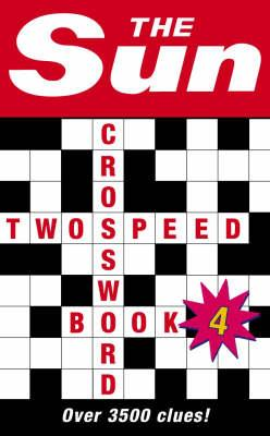 The Sun Two-Speed Crossword Book 4