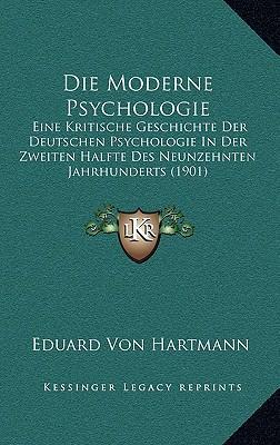 Die Moderne Psychologie
