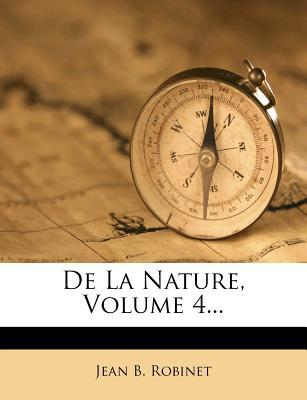 de La Nature, Volume 4.