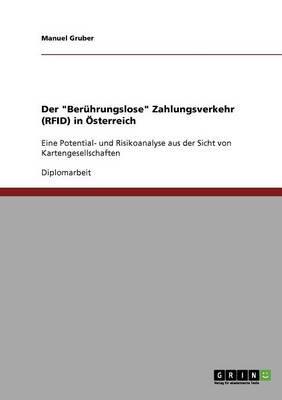 Der Berührungslose Zahlungsverkehr (RFID) in Österreich