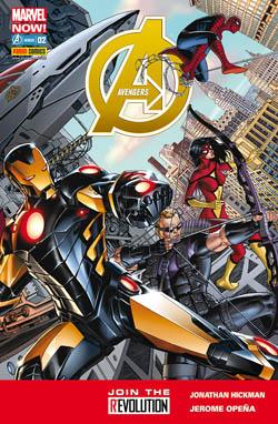 Avengers n. 17