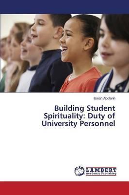 Building Student Spirituality