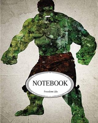 Watercolor Hulk Note...