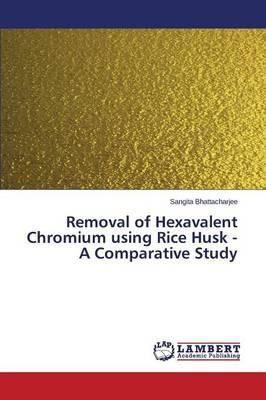 Removal of Hexavalent Chromium using Rice Husk - A Comparative Study