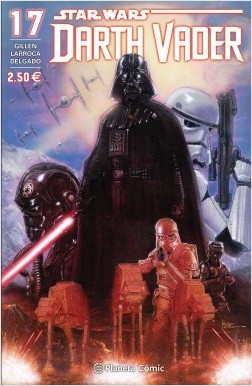 Star Wars: Darth Vader #17