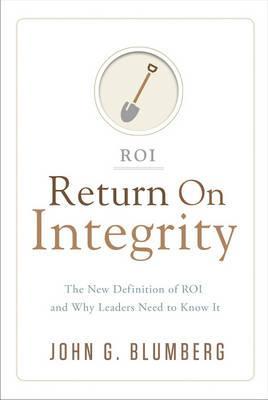 Return on Integrity