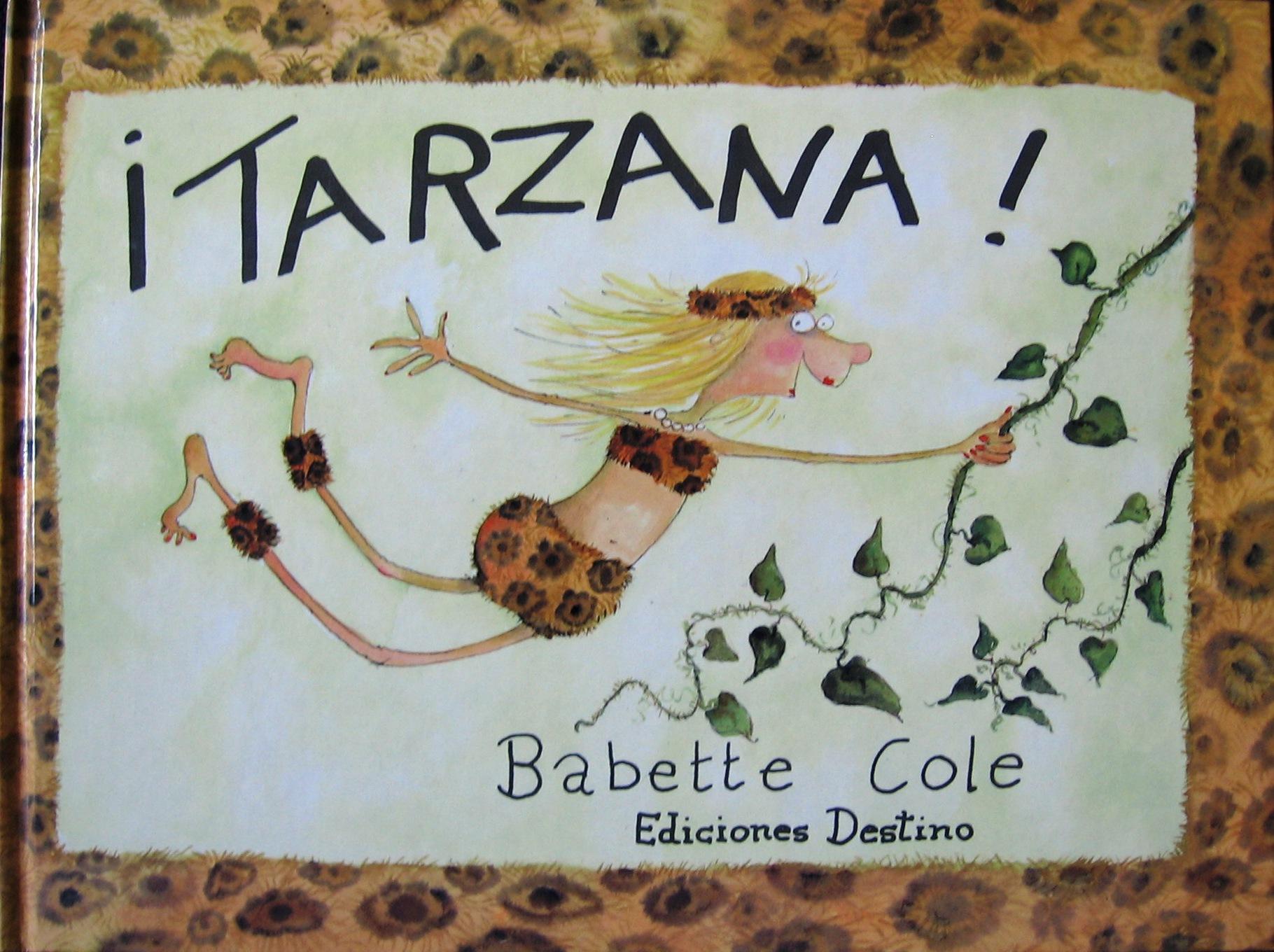 Tarzana!