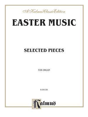 Easter Music for Org...