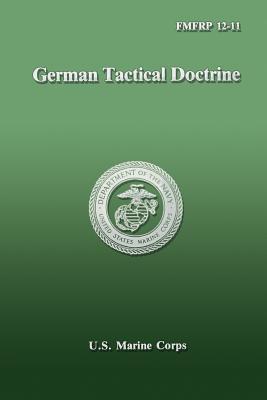 German Tactical Doctrine Fmfrp 12-11