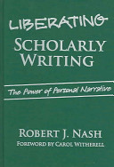 Liberating Scholarly Writing