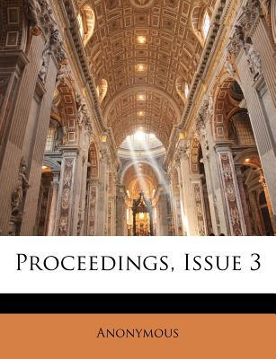 Proceedings, Issue 3