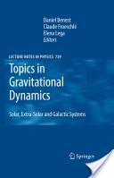 Topics in Gravitational Dynamics
