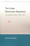 The Cuban Democratic Experience