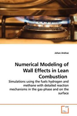 Numerical Modeling of Wall Effects in Lean Combustion