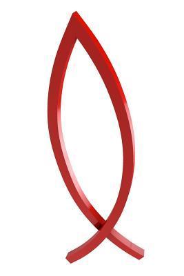 Red Fish Symbol of C...