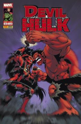 Devil & Hulk n. 164