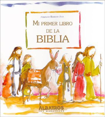 Mi primer libro de la biblia/ My First Bible Book
