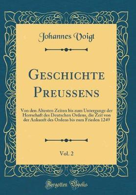 Geschichte Preussens, Vol. 2
