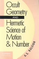 Occult Geometry and Hermetic Science of Motion and Number