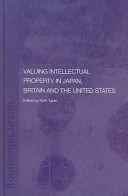 Valuing intellectual property in Japan, Britain, and the United States