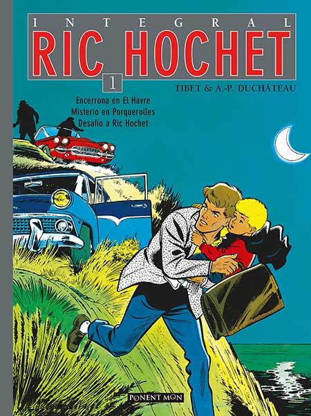Ric Hochet Integral #1