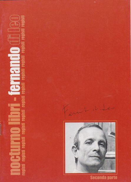 Fernando Di Leo - se...