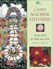 Creative Machine Stitching